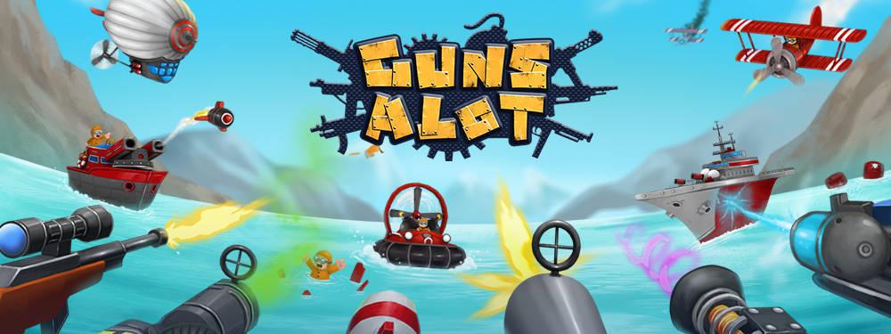 Guns A Lot